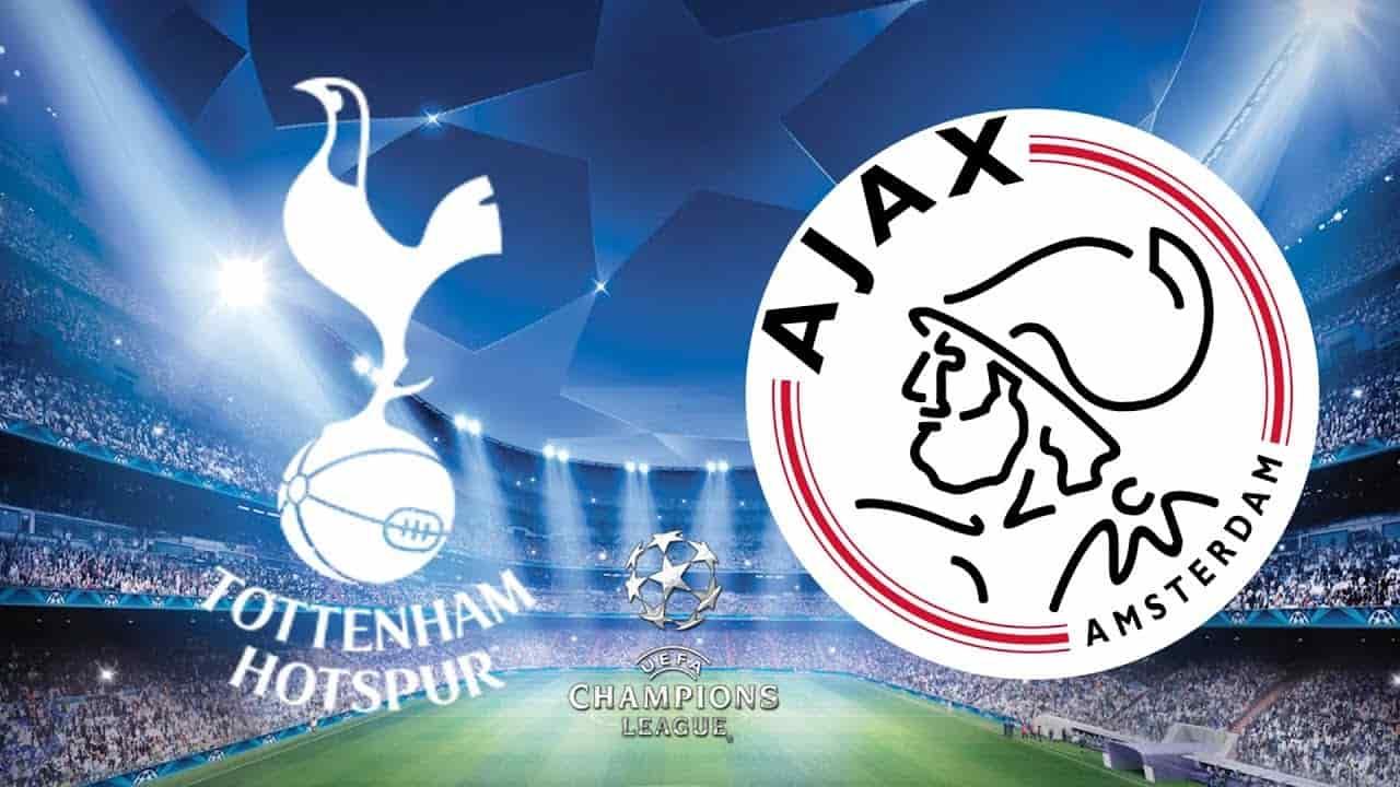 Ajax V Tottenham Hot Spurs