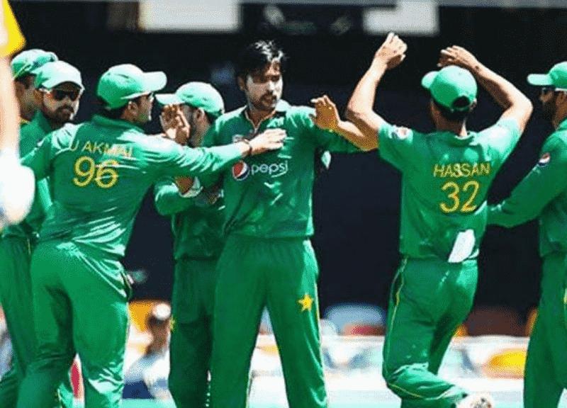 Pakistan and Australia Cricket 1