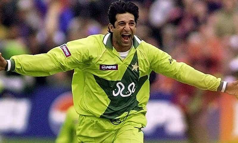 Pakistan's Cricket World Cup Jerseys 5