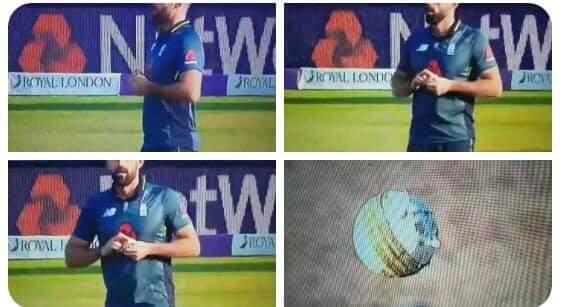 Liam Plunkett Ball Tampering