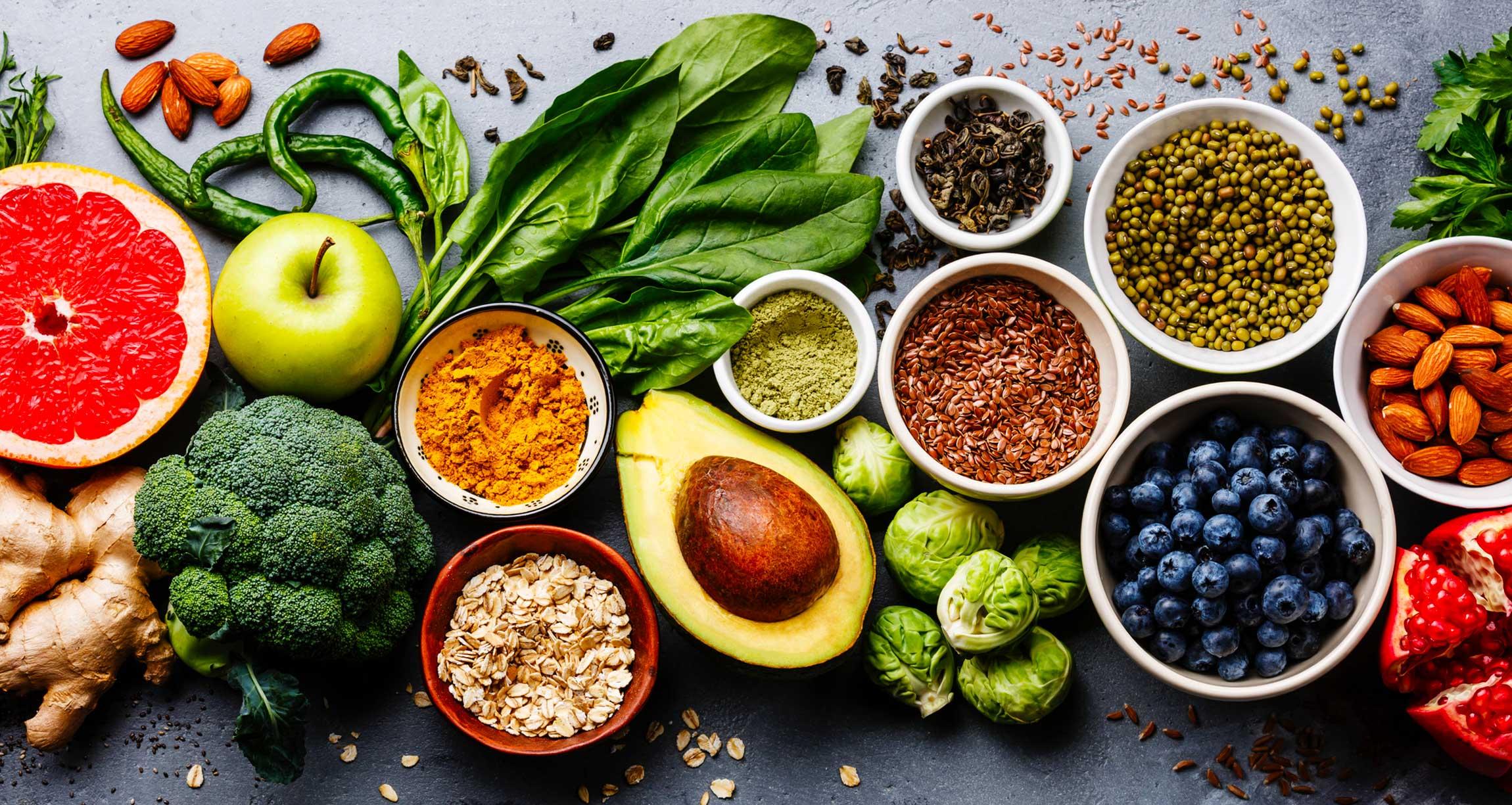 Choose Healthy Foods