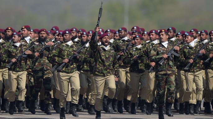 Pakistani-Army