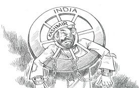 Kashmir opression