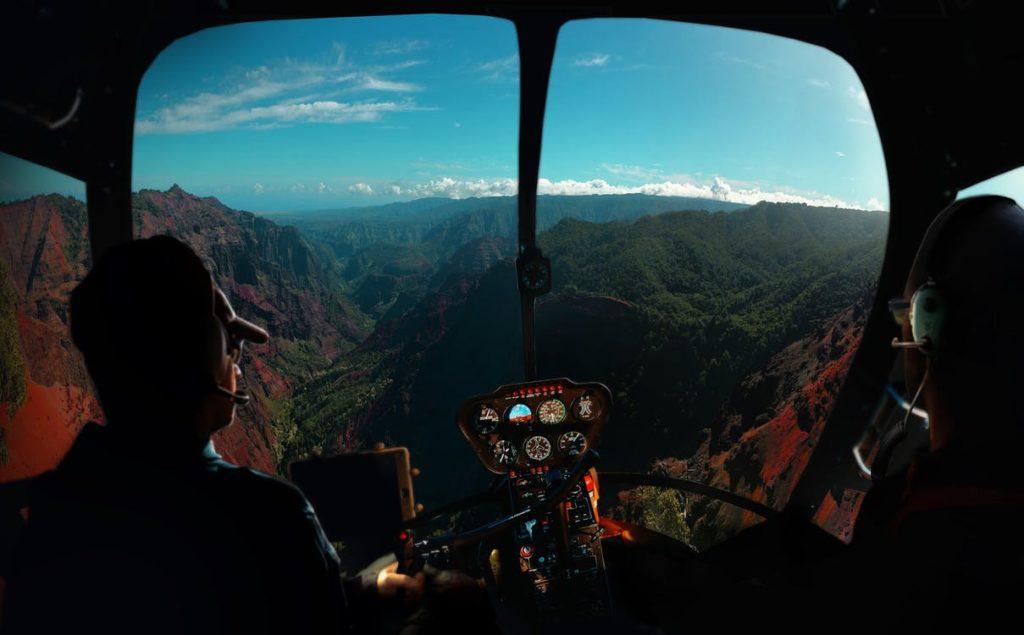 A Pilot's Window