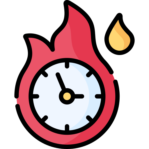 High Tech Time Measure - stopwatch