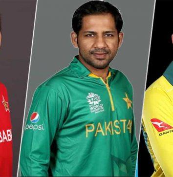 Pakistan and Australia Cricket 7