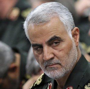 Suleimani and Iran